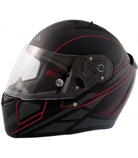 Shiro SH-336 Enzo Black Red