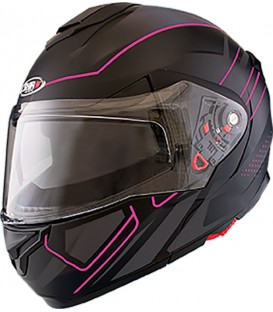 Shiro SH-501 Mile Negro Mate Rosa
