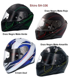 Casco Integral Shiro SH-336 Crown