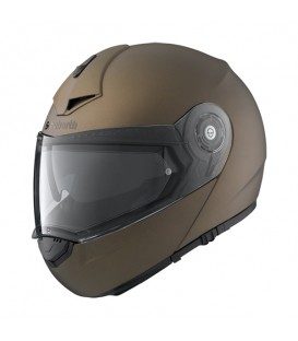 Casco Modular Schuberth C3 Pro Metal Mate