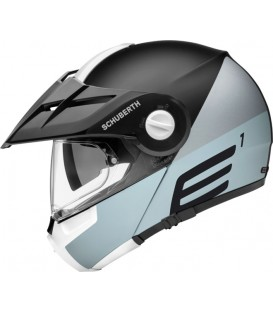 Schuberth E1 Cut Matt Grey