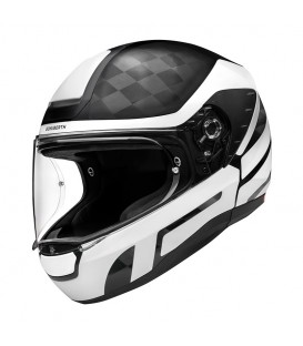 Schuberth R2 Carbon Cubature Blanco
