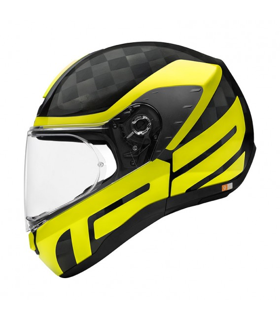 Schuberth R2 Carbon Cobature Yellow