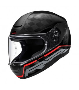 Schuberth R2 Carbon Stroke Red
