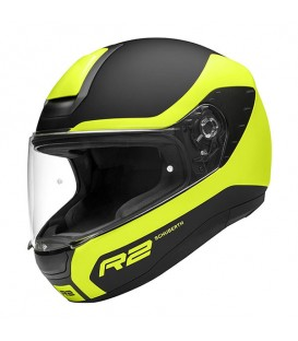 Schuberth R2 Nemesis Matt Yellow