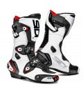 Motorcycle Boots Sidi Mag 1 Air White Black