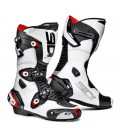 Motorcycle Boots Sidi Mag 1 White Black