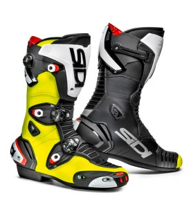 Motorcycle Boots Sidi Mag 1 Yellow Black