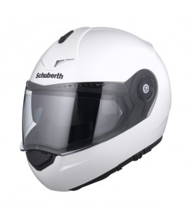 Casco Modular Schuberth C3 Pro Blanco Brillo