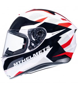 MT Helmets Targo Enjoy D5 Gloss Pearl Red