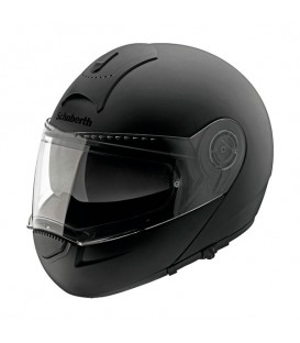 Casco Modular Schuberth C3 Basic Negro Mate