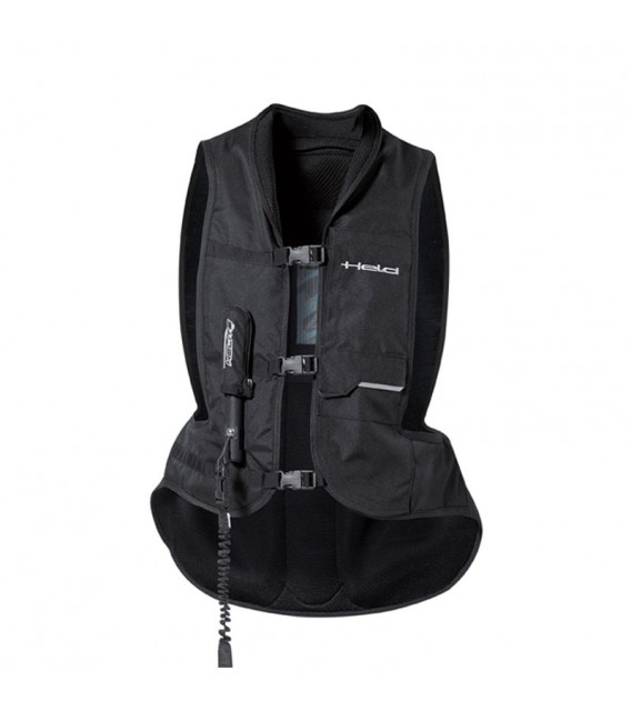 Air-Bag Protector Held Air Vest