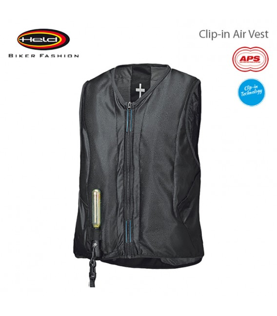 Air-Bag Protector Held Clic-in Air Vest