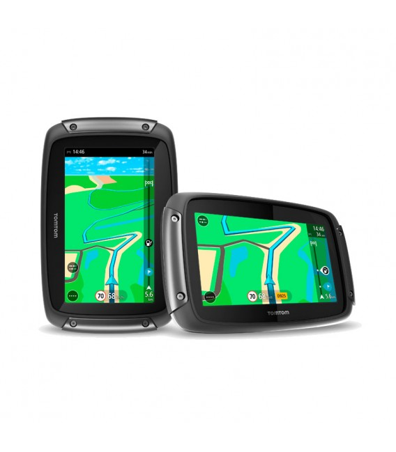 Tomtom Rider 550 World Premium