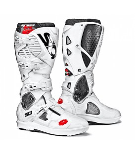 Bota Off Road Sidi Crossfire 3 SRS Blanco