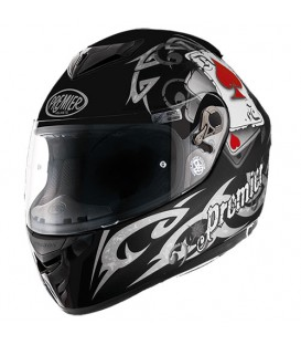 Casco Premier Dragon Evo J8 Pitt Black BM
