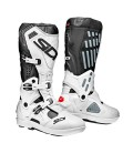 Off Road Boots Sidi ATOJO SRS Black White