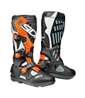 Off Road Boots Sidi ATOJO SRS Black Fluor Orange