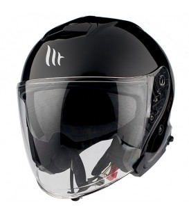MT Thunder3 SV Jet Solid A1 Black