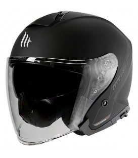 MT Thunder 3 SV Jet Solid A1 Negro Mate