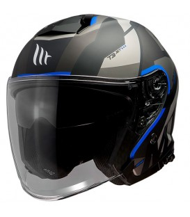 MT Thunder 3 SV Jet Bow A7 Matt Blue