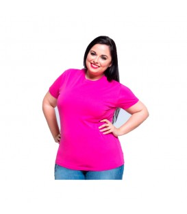 Women T-shirt JHK CURVS150