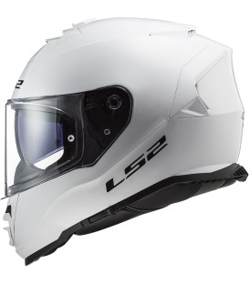 LS2 FF800 Storm SOLID White