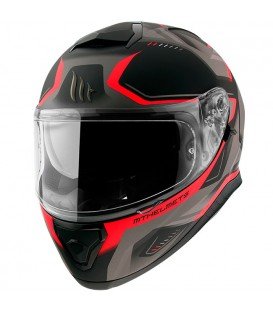 MT Helmets Thunder 3 SV Turbine C5 Matt Red