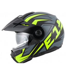 Schuberth E1 Tuareg Black Yellow