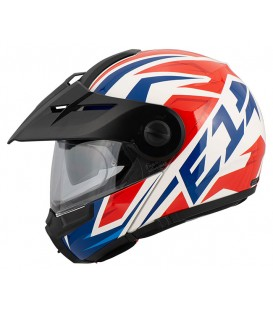 Schuberth E1 Tuareg White Red