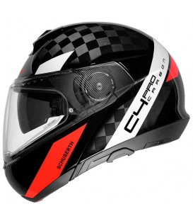 Schuberth C4 Pro Carbon Avio Red