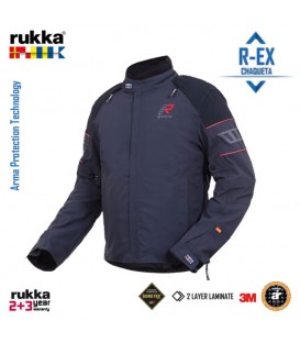 Men Jacket Rukka R-EX