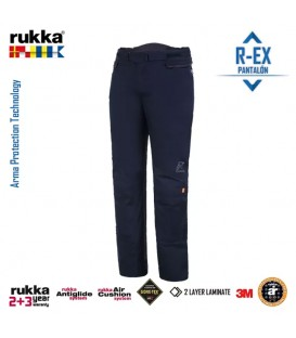 Men Paints Gore-Tex Rukka R-EX
