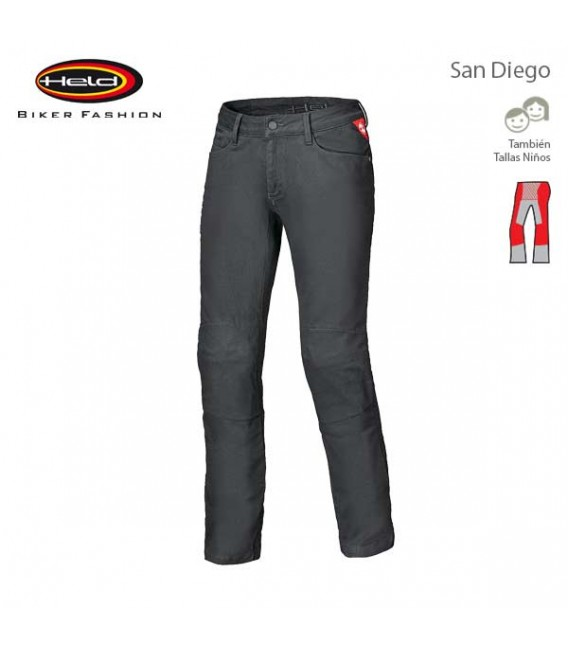 Men Jeans Held San Diego